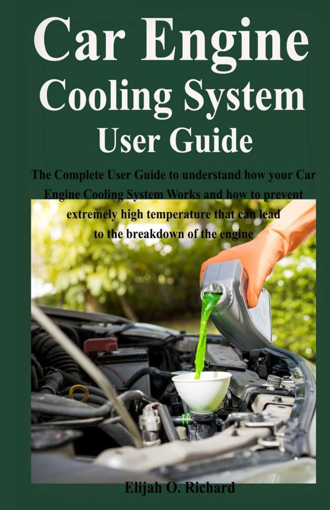 car,vehicle,engine,cooling,radiator,fan,system,book,water,hot,temperature,high,heat,degree